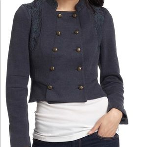 Free People-Corduroy lace Victorian jacket-4
